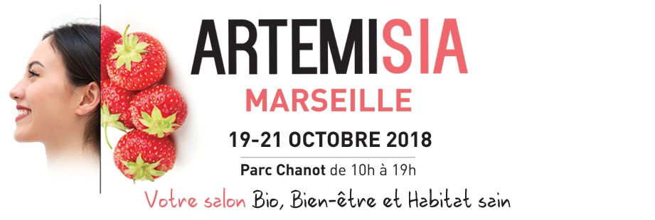 Logo salon ARTEMISIA - Marseille
